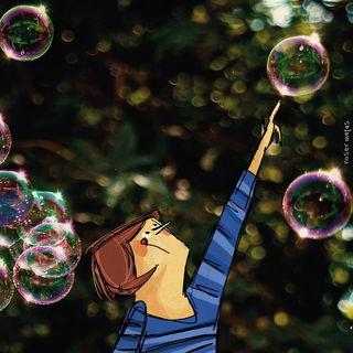 Мыльные пузыри / Магазин маленьких радостей