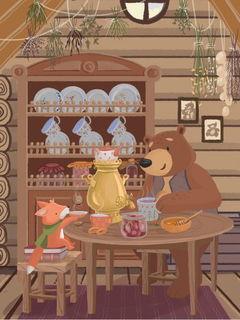 Русское чаепитие / Магазин маленьких радостей