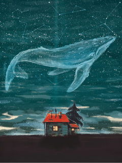Звездный кит / Shop of little joys