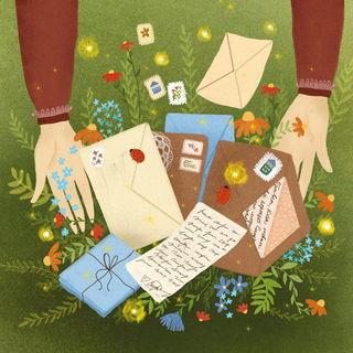 Радостные письма / Магазин маленьких радостей