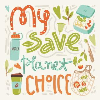 Сохранить планету / Shop of little joys