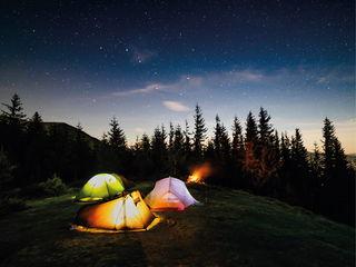Палатки под звездами / Shop of little joys