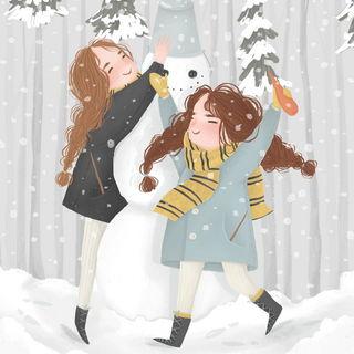 Зимняя забава / Магазин маленьких радостей