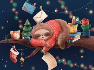 Новогодние письма / Shop of little joys