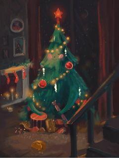 В ожидании нового года / Shop of little joys