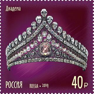 Диадема, Сокровища России / Shop of little joys