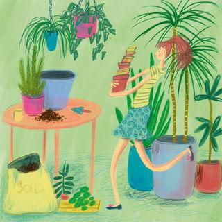 Озеленение / Shop of little joys