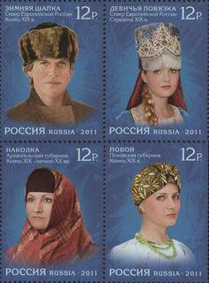 Головные уборы Русского Севера / Магазин маленьких радостей