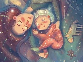 Сны с дочкой / Shop of little joys