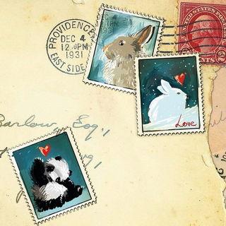 Красивые марки / Shop of little joys