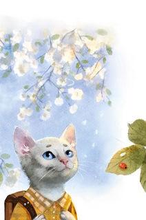 Весенний котик / Shop of little joys