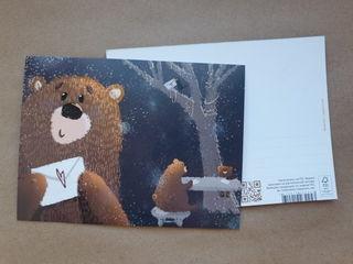 Медведь с письмом / Shop of little joys