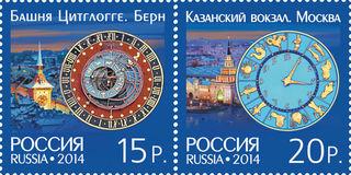 Башенные часы, Россия - Швейцария / Магазин маленьких радостей
