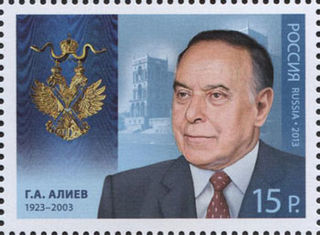 Гейдар Алиев, политик / Shop of little joys