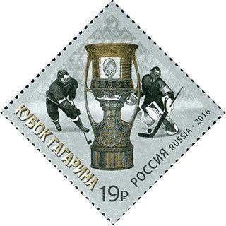 КХЛ. Кубок Гагарина / Магазин маленьких радостей