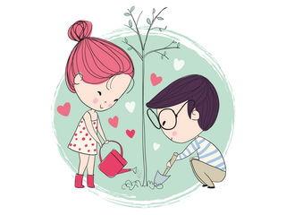 Посадить дерево / Shop of little joys