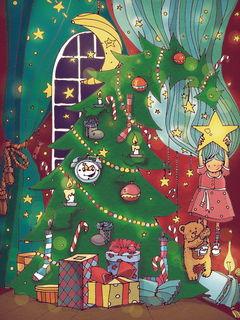 Предвкушение праздника / Shop of little joys