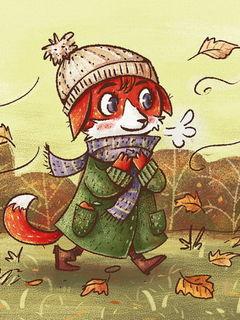 Осенняя прогулка / Магазин маленьких радостей