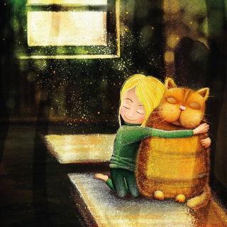 Обнимать кота / Shop of little joys