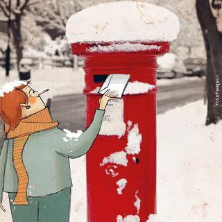 Отправлять письмо / Shop of little joys