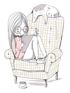 Уютное кресло / Магазин маленьких радостей