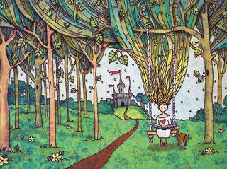 Волшебный лес / Shop of little joys