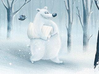 Медведь с подушкой / Shop of little joys