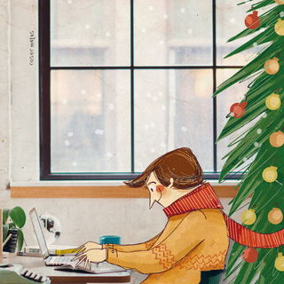 Новогоднее настроение / Магазин маленьких радостей
