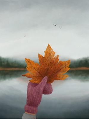 Осень в руке