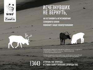 Сохраним природу вместе с WWF России!