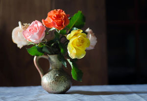 В доме должны быть цветы!